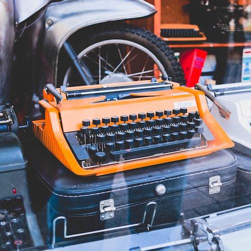 photo-typewriter